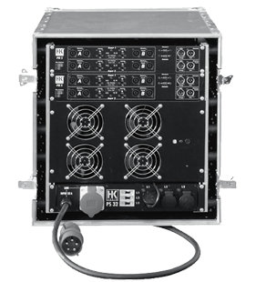 Cohedra Power Rack PR 16 - HK Audio