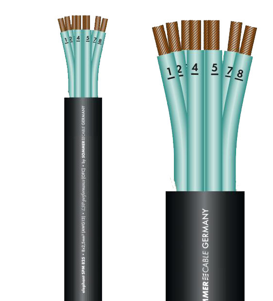 Elephant SPM 840 - Sommer Cable