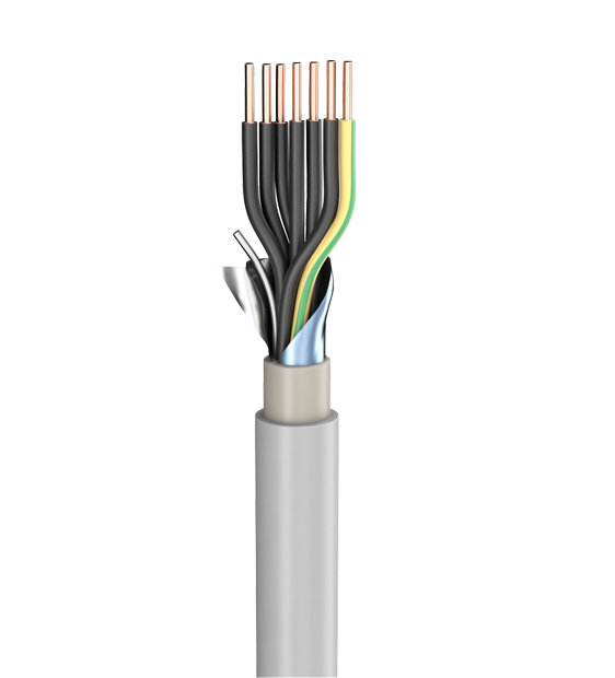 NYM 7x15 folie 230 volt - Sommer Cable