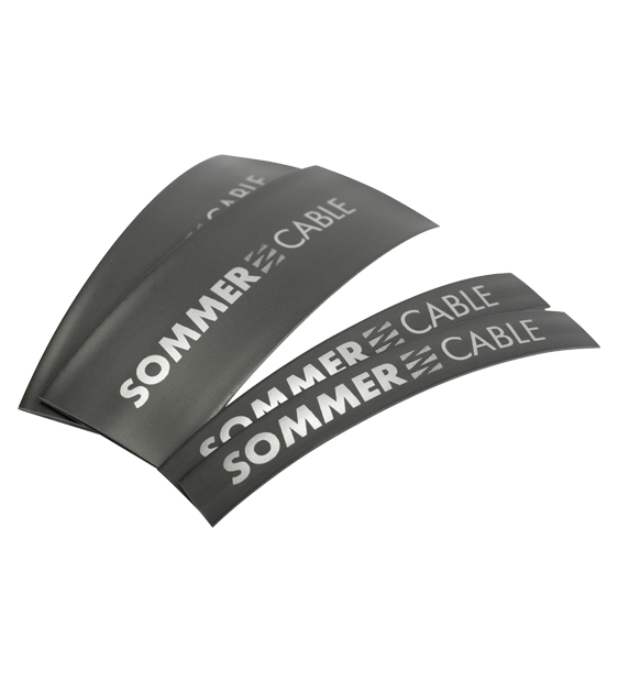 Sommer Cable Tub Termocontractant Personal LOGO 1850